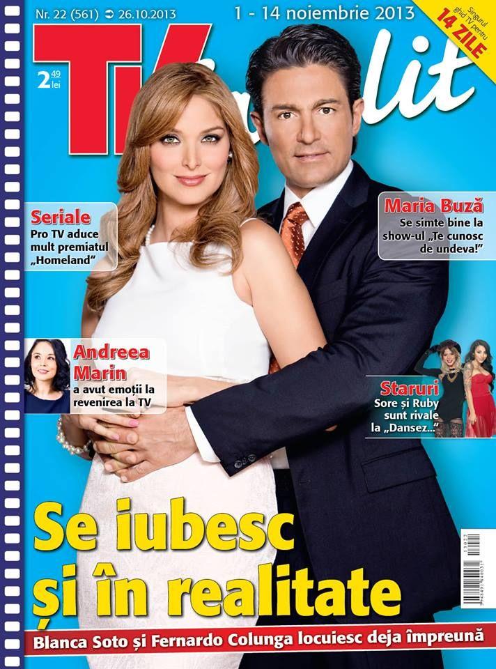 Fernando Colunga Y Blanca Soto 2014 Fernando Colunga and Blanca