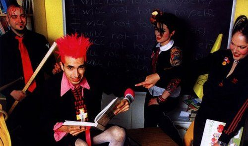 Mindless Self Indulgence